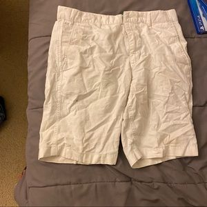Other - White Giordano Pants slim bermuda (mens 32)